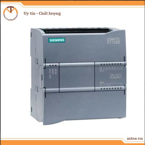 PLC S7-1200, CPU 1211C DC/DC/RELAY (6ES7211-1HE40-0XB0)