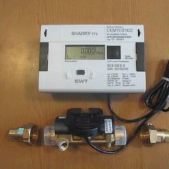Thiết bị đo công suất lạnh-DN15-DN100 SHARKY 775 công nghệsiêu âm