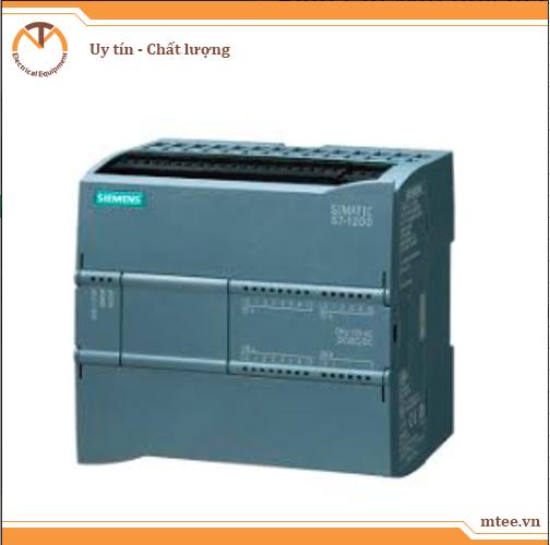 PLC S7-1200, CPU 1215C, AC/DC/RELAY (6ES7215-1BG40-0XB0)
