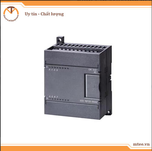 6ES7222-1EF22-0XA0 - Mô đun S7-200 Digital output EM 222 8DO