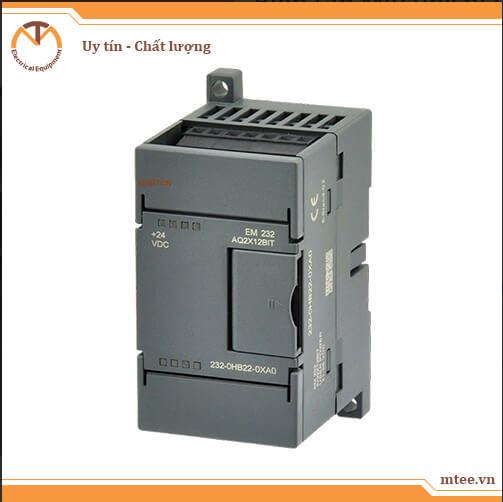 6ES7232-0HB22-0XA0 - Mô đun S7-200 EM 232 2AO