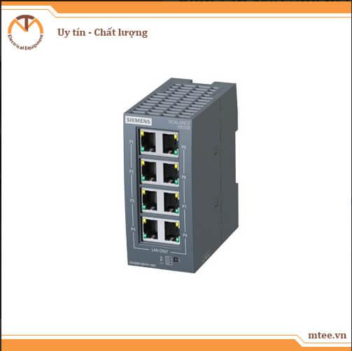 6GK5008-0BA10-1AB2 - Bộ Chia Mạng SCALANCE XB0086GK5008-0BA10-1AB2 - Bộ Chia Mạng SCALANCE XB0086GK5008-0BA10-1AB2 - Bộ Chia Mạng SCALANCE XB008