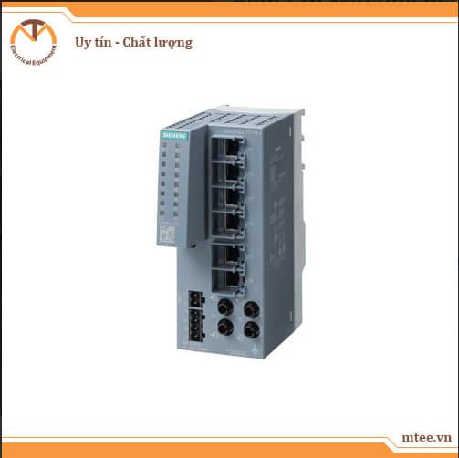 6GK5106-2BB00-2AC2 - Bộ Chia Mạng SCALANCE XC106-2