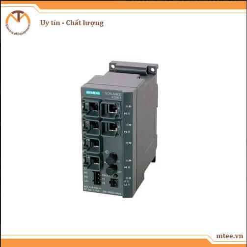 6GK5206-1BB10-2AA3 - Bộ Chia Mạng SCALANCE X206-1