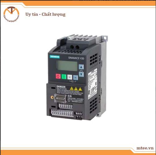 6SL3210-5BB17-5UV1 - Biến tần V20 1-phase 0,75kW
