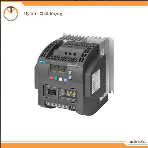 6SL3210-5BB21-1UV0 - Biến tần V20 1-phase 1,1kW