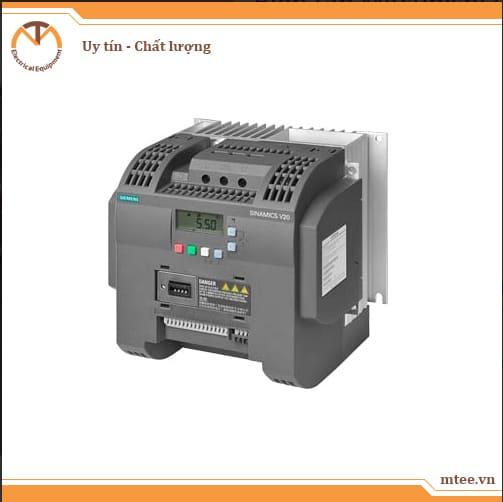 6SL3210-5BB23-0UV0 - Biến tần V20 1-phase 3.0kW
