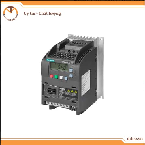 6SL3210-5BE13-7UV0 - Biến tần V20 3-phase 0.37kW
