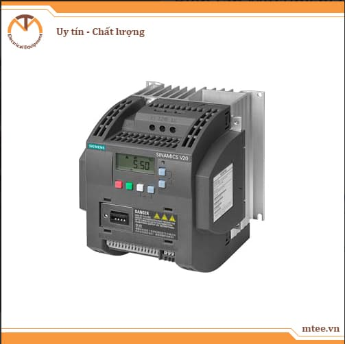 6SL3210-5BE24-0UV0 - Biến tần V20 3-phase 4.0kW