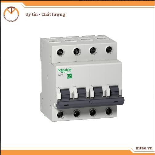 EZ9F34450 - EASY9 Cầu giao tự động 4P 50A