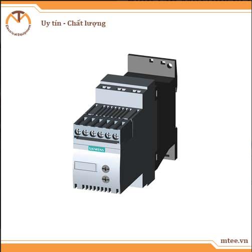 3RW3013-1BB14 Bộ khởi động mềm 3.6 A - 1.5 kW/400 V