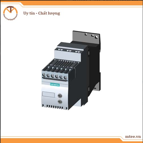 3RW3018-1BB14 Bộ khởi động mềm 17.6 A - 7.5 kW/400 V