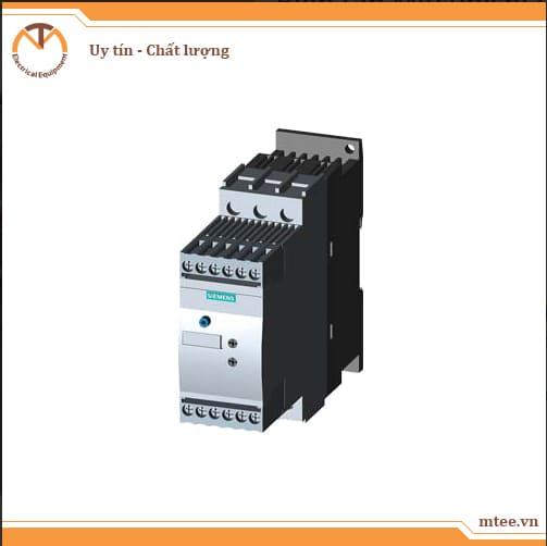 3RW3026-1BB14 Bộ khởi động mềm 25 A - 11 kW/400 V