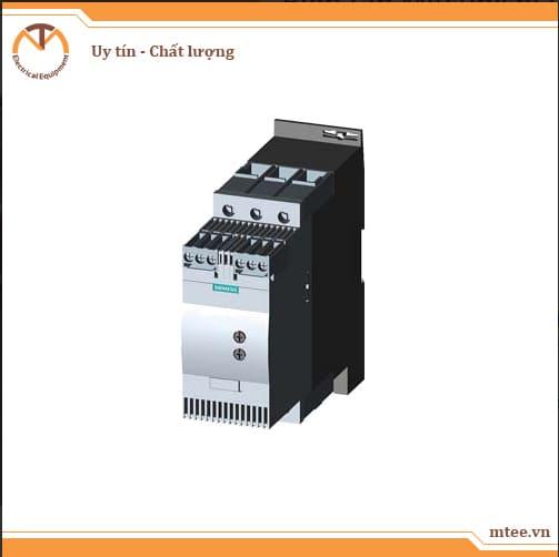 3RW3037-1BB14 Bộ khởi động mềm 63 A - 30 kW/400 V
