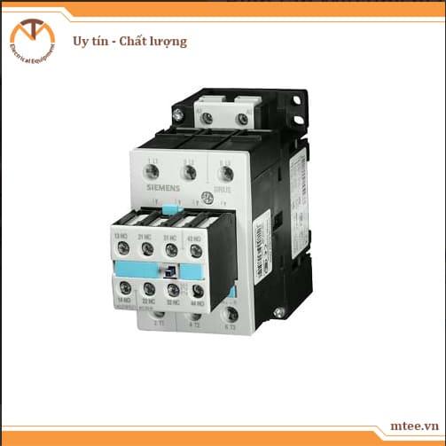 3RT1036-1AH04 Khởi động từ AC-3 50 A, 22 kW / 400 V