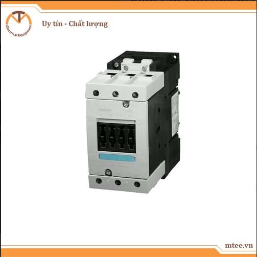 3RT1046-1BB40 Khởi động từ AC-3 95 A, 45 kW / 400 V