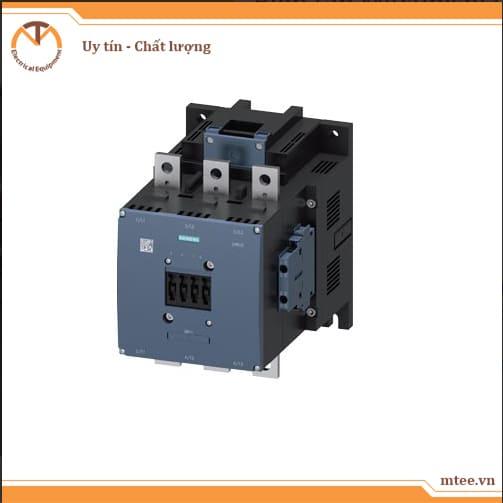 3RT1076-6AB36 Khởi động từ AC-3 500 A, 250 kW / 400 V