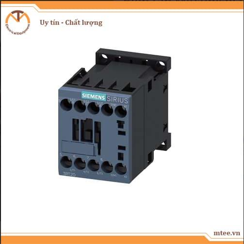3RT2016-1AP62 Khởi động từ AC-3 9 A, 4 kW / 400 V