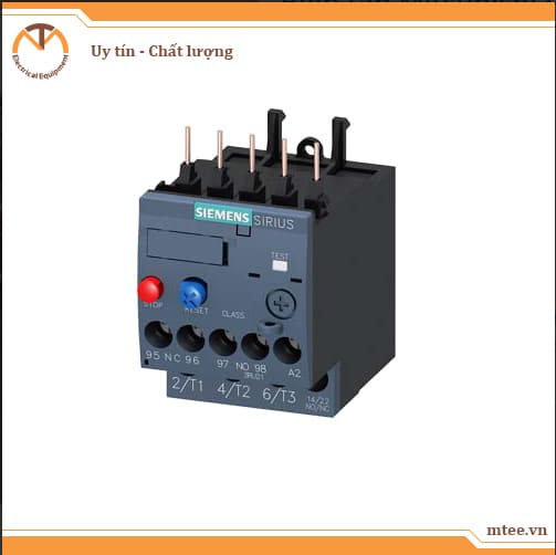 3RU2116-1KB0 - Rơ le nhiệt 9.0 - 12.5 A