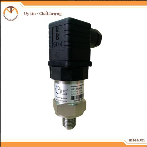 Cảm biến áp suất nước, cảm biến áp suất đường ống nước